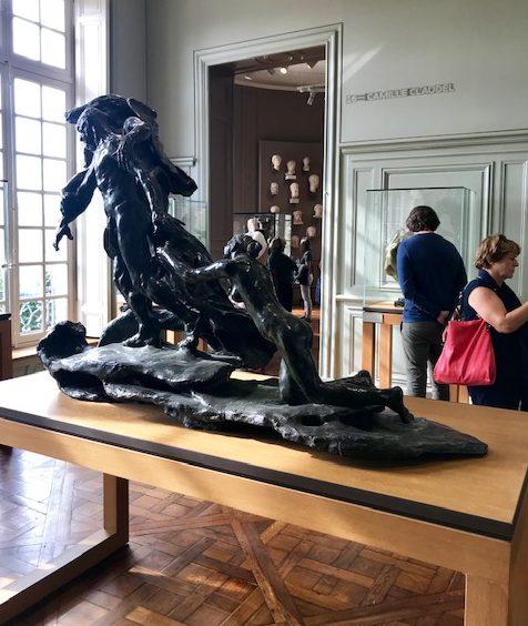 La Madurez de Camille Claudel, Bronce