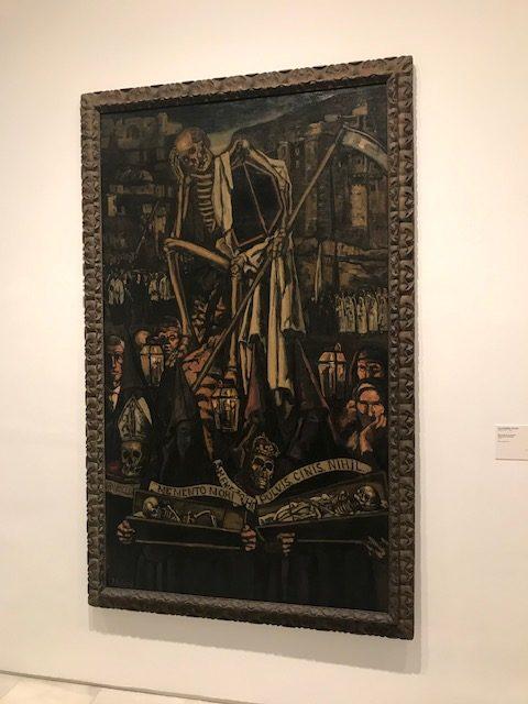 La procesión de la muerte. De José G Solana.