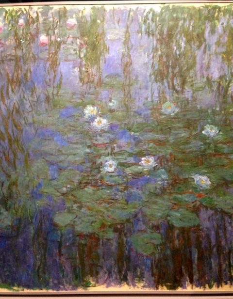 Los Nenúfares de Claude Monet. Museo D'Orsay