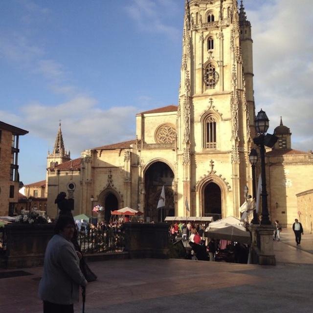 Visita cultural a Oviedo (Asturias)