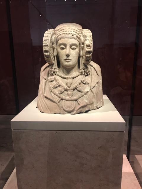 Escultura Dama de Elche 1 MAN