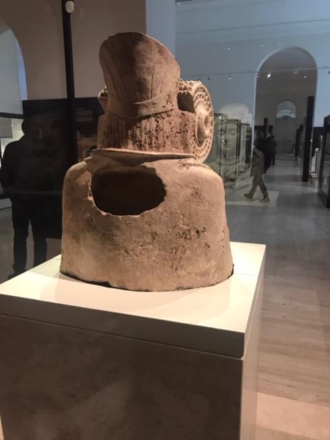 Dama de Elche Museo Arqueológico Nacional MAN