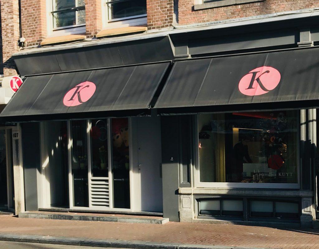 La pastelería más refinada en Amsterdam