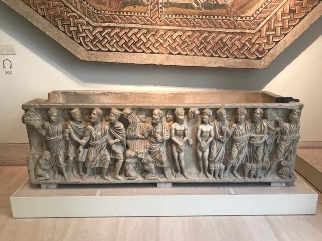 Sarcófago romanoMuseo Arqueológico Nacional MAN
