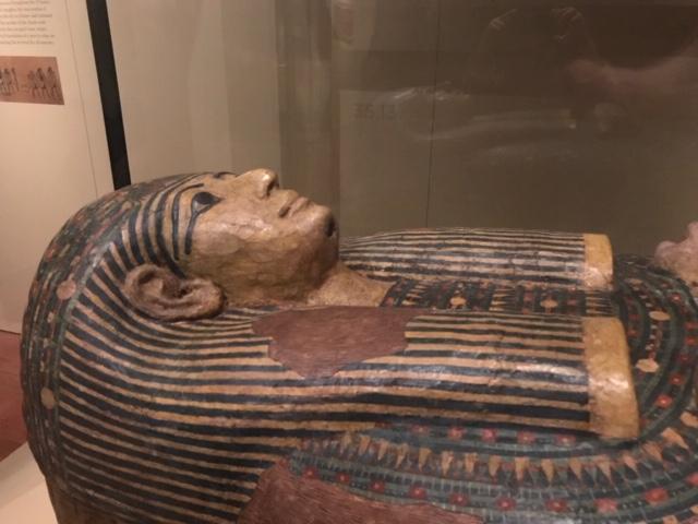 Sarcófago de Ankhefenkhonsu MAN Museo Arqueológico Nacional