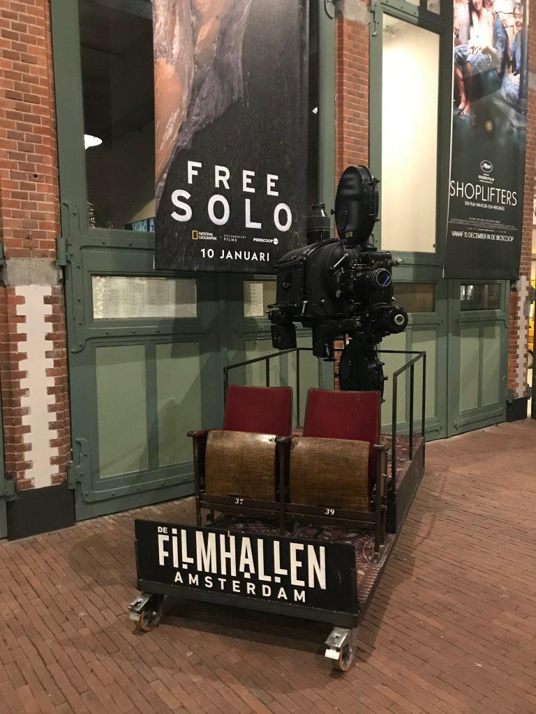 Cine en FoodHallen