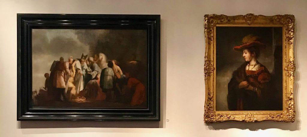 Cuadros casa Rembrandt