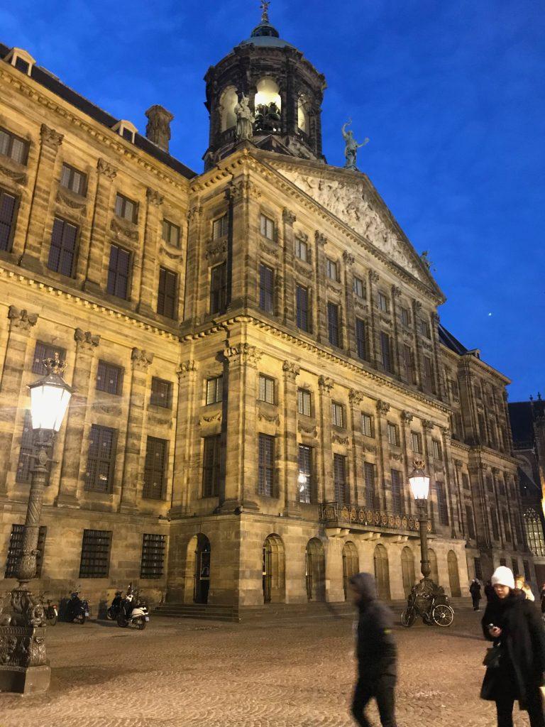 Plaza Dam 1 Escapada de fin de semana a Amsterdam