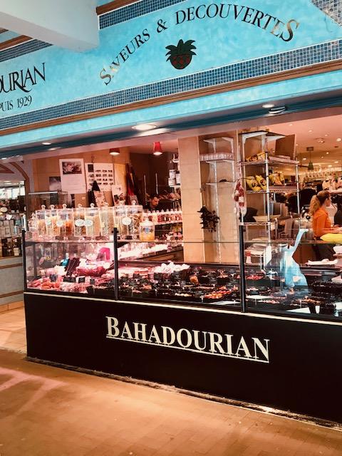 Puesto en mercado bahadurian