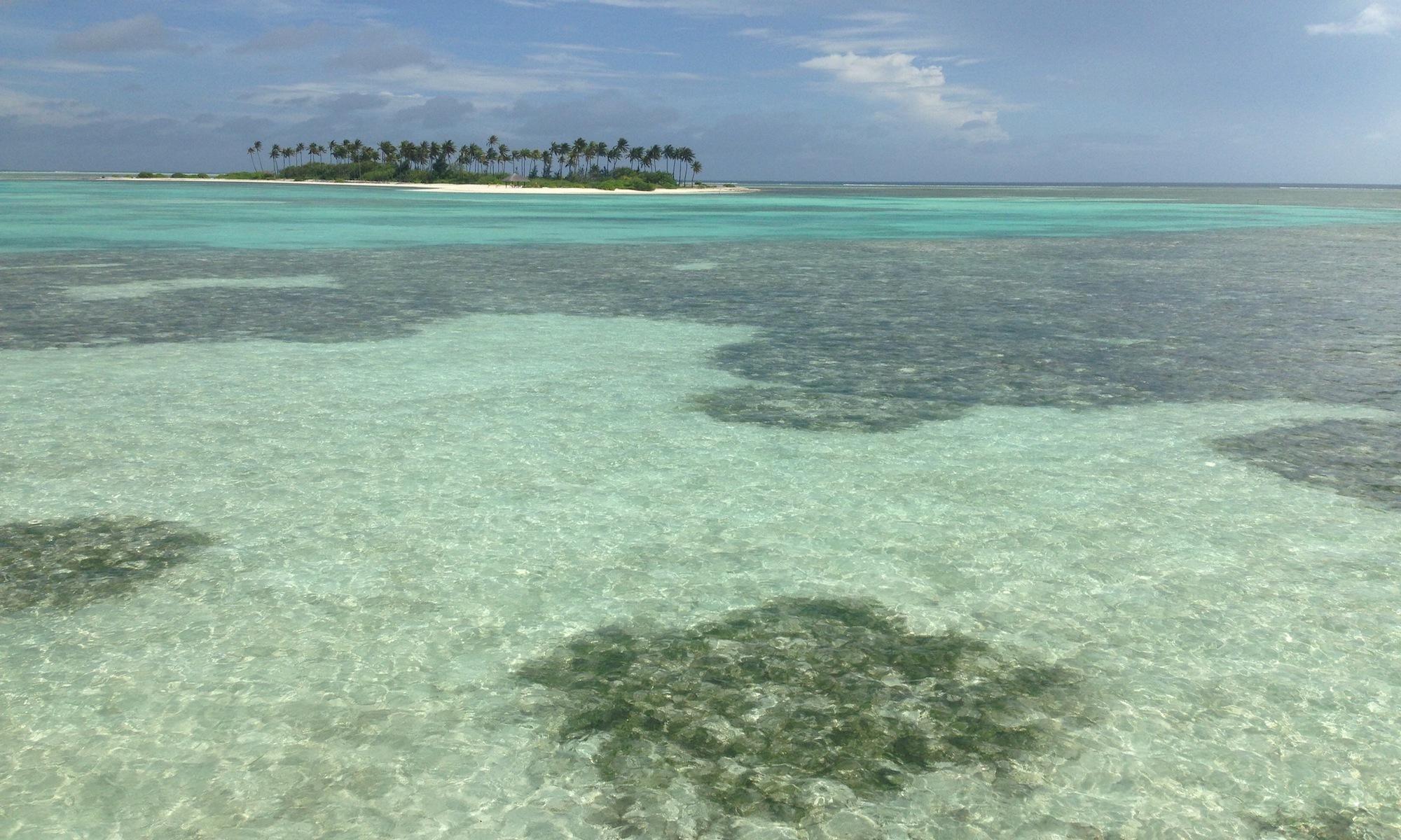 Contacta con nosotros foto Maldivas