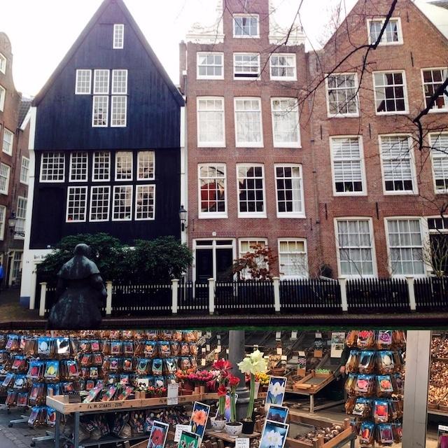 escapada de fin de semana a Amsterdam