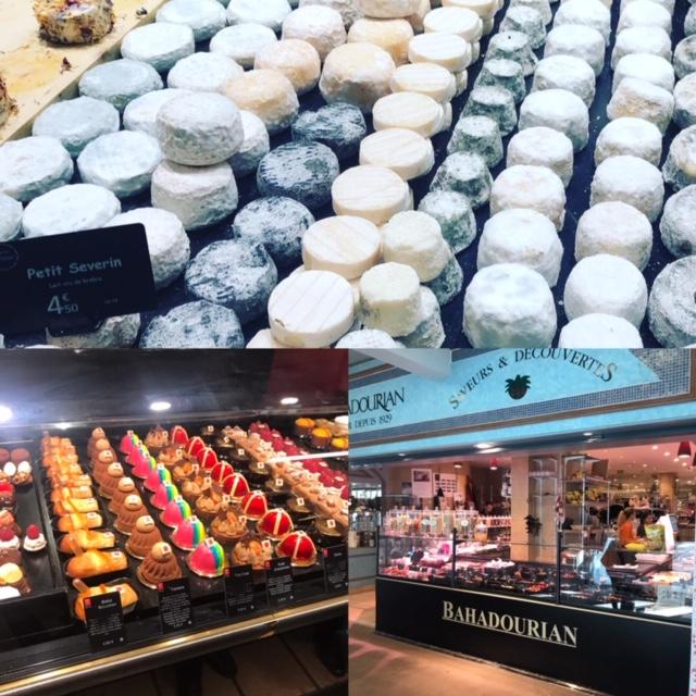 mercado en Lyon