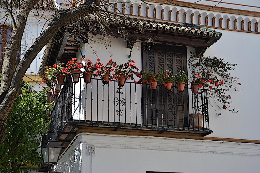 Balcón Sevillano Qué ver en Sevilla