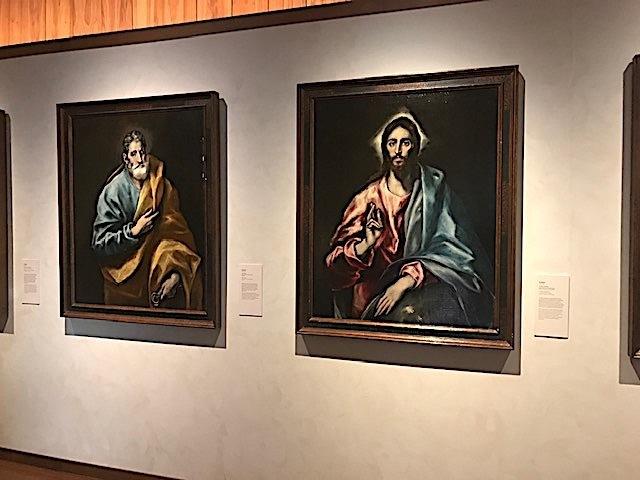 Cuadros Greco museo Que ver en Toledo España