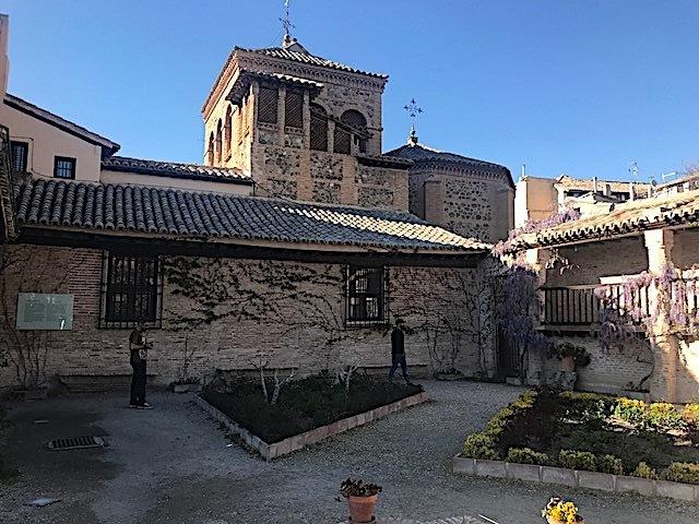Exterior Museo Greco Que ver en Toledo España