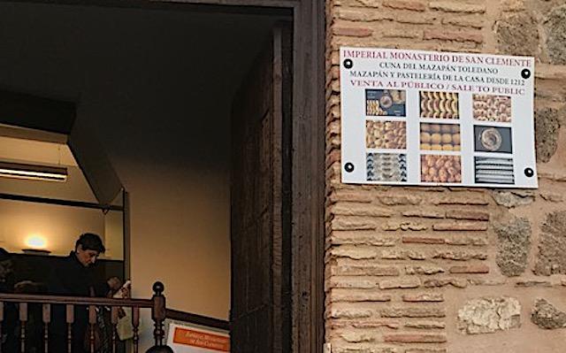 Monasterio de San Clemente Toledo