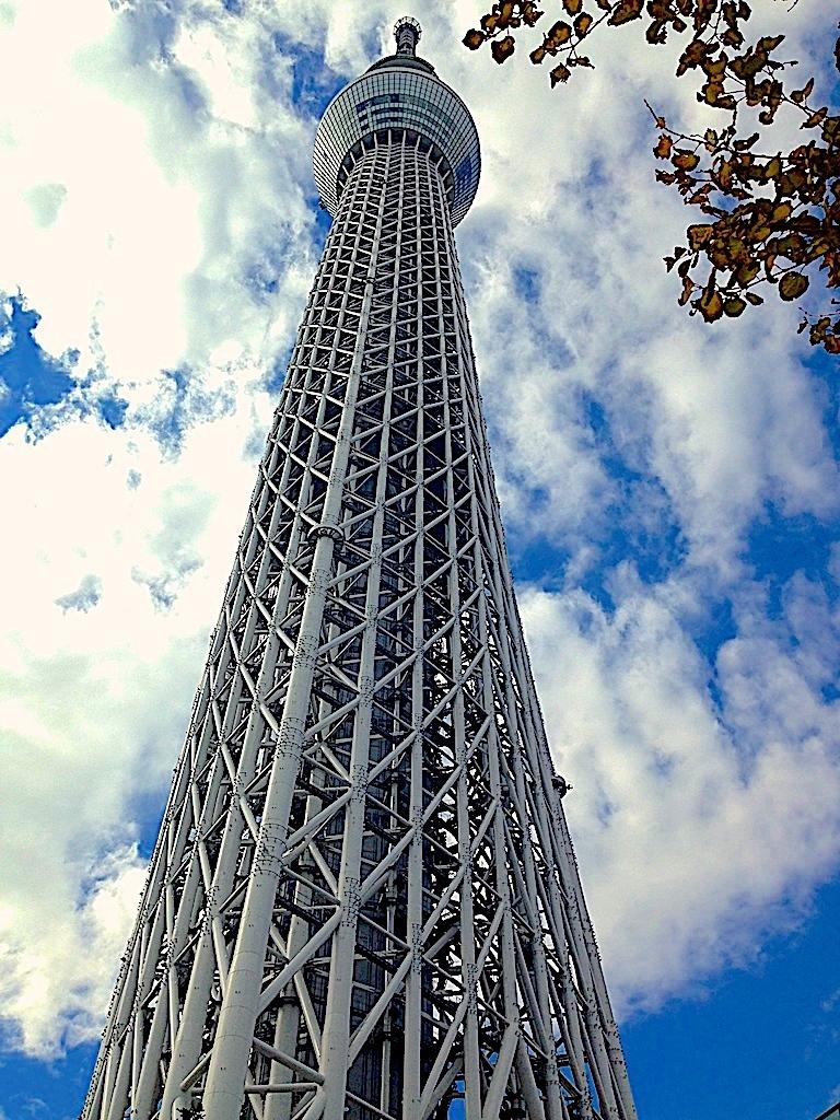 New Tower Tokio Japón un viaje inolvidable