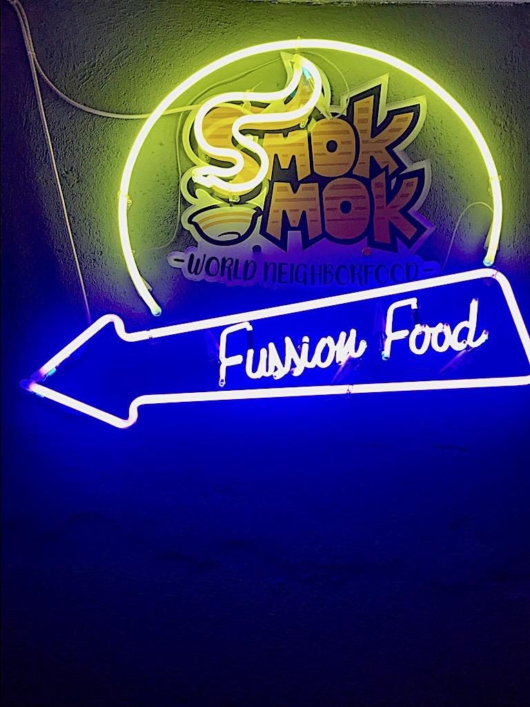 Luminoso del Smok Mok