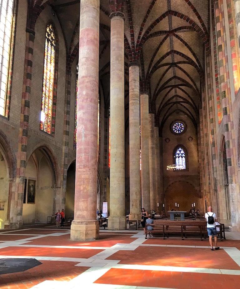 El Convento de Los Jacobinos