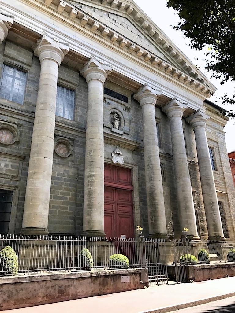 Basilique Notre Dame de la Daurade