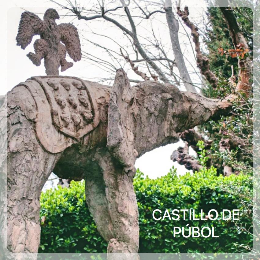 Castillo de Púbol. Casa Gala