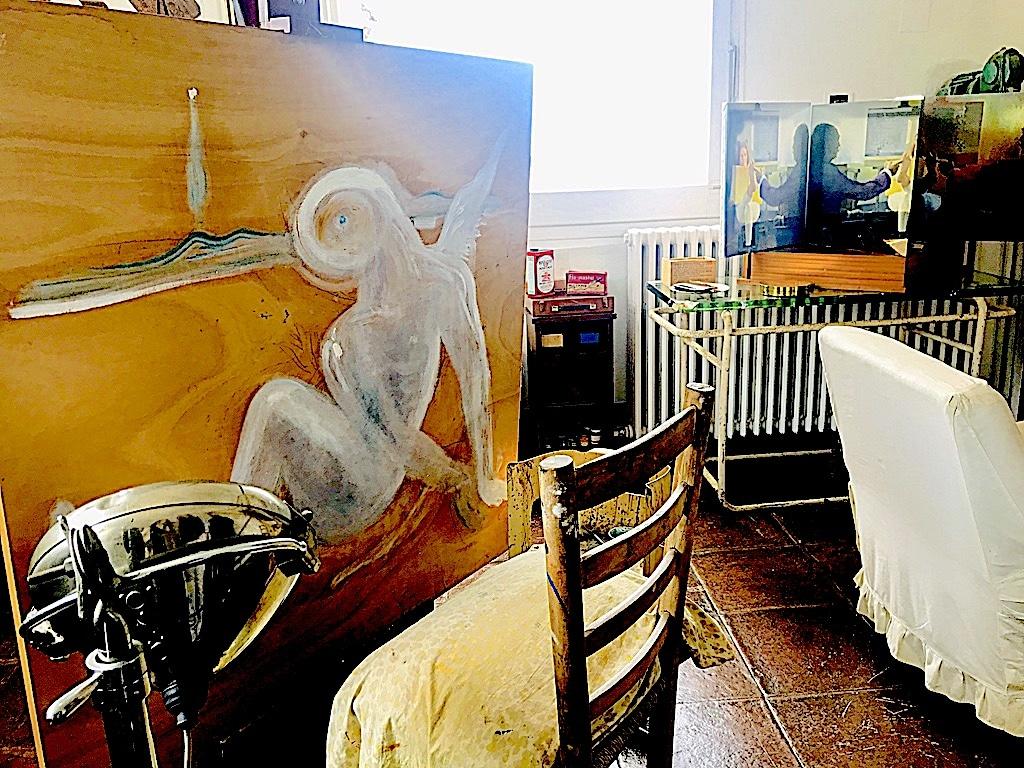 Taller del pintor Casa Museo Dalí Cadaqués y Portlligat
